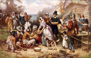 Ferris' First Thanksgiving