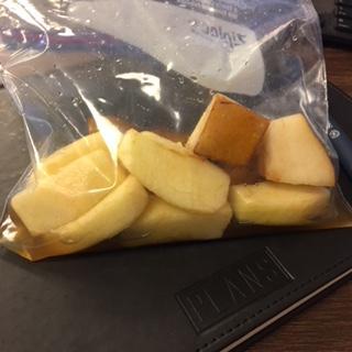 Apple and Pear Chunks