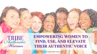 TRIBE Authentic Woman Workshop
